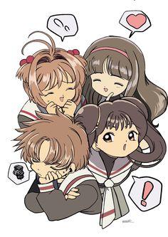 Sakura dijo somos los mejores amigos de pororo