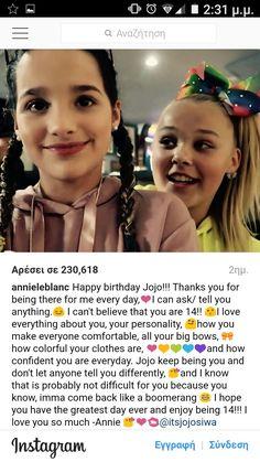 Happy Birthday Jojo !