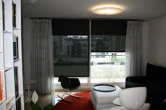 cortinas + screen