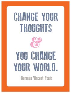 Day 6 - Challenge your thoughts so you can change them!