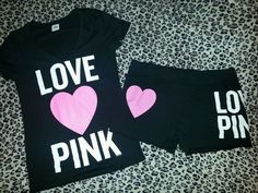 Something comfy to lounge around in. VS <3