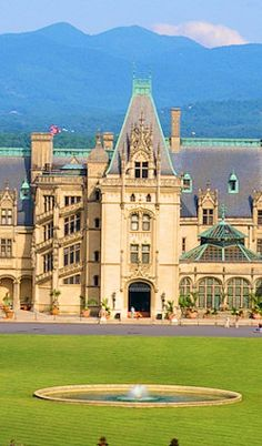 Biltmore House. Ammon is taking me at the end of this month : )