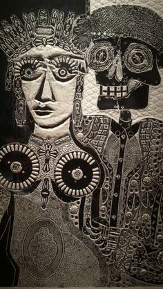 Antonio Berni - large prints with wood blocks