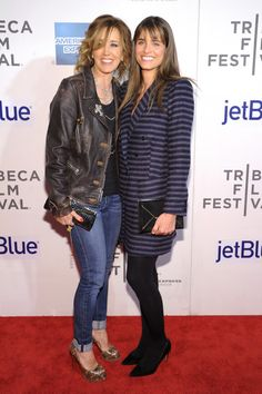 Felicity Huffman And Amanda Peet -- Best Dressed Guests: Our Top 10 Looks From the Weekend