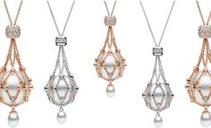 pearls The beautiful new Paspaley collection you simply have to see