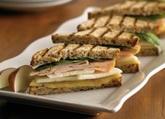 Gouda, Honey and Nut Phyllo | Recipe | Paninis, Hams and Food