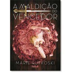 """O livro """"A maldição do vencedor"""", de Marie Rutkoski, pela Plataforma 21, traz Kestrel, uma garota que, em busca da liberdade, finda por comprar o escravo Arin. Que segredos esconderá Arin? Dois povos inimigos, a guerra iminente e uma atração proibida… Vem! -> http://profhorac.io/1ac"""