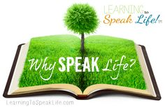 How To Speak Life :: Come learn one simple habit that will change the entire course of your Christian life! Learn how to Speak Life! :: Learning to Speak Life Christian Life, Christian Sayings, Christian Women, Power Of The Tongue, Freedom In Christ, Raising Godly Children, Bible Resources, Beautiful Prayers, Praying To God