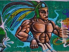Street art in the form of murals, graffiti and just plan interesting art we have found in Playa Del Carmen.