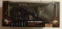 McFarlane Movie Maniacs 6 Aliens Queen Alien Action Figure Deluxe Set  #McFarlaneToys