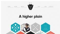 Buffalo - Web design inspiration from siteInspire  http://builtbybuffalo.com/