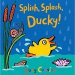 by Lucy Cousins Another must read from Lucy Cousins. Ducky Duckling feels happiest on a rainy day, playing with his friends. But discover what happens when the rain stops? A fun read for fans of Cousins. New Children's Books, Good Books, Toddler Books, Childrens Books, Toddler Storytime, Summertime Pictures, British Books, Read Aloud Books, How To Make Snow