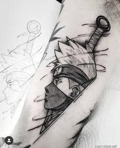 dbz tattoo design / dbz tattoo + dbz tattoo small + dbz tattoo ideas + dbz tattoo for women + dbz tattoo sleeve + dbz tattoo design + dbz tattoo symbols + dbz tattoo vegeta Anime Tattoos, Leg Tattoos, Body Art Tattoos, Small Tattoos, Cool Tattoos, Tatoos, Naruto Sketch, Naruto Drawings, Naruto Art
