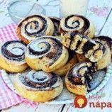 Hotové za 30 minút: Mäkučké a fantasticky chutné vanilkové slimáky s kakaom!