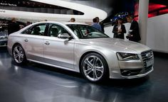 Photos and full info on the 2013 Audi Read all about the next and its new twin-turbo at Car and Driver. Chanel, S8 Plus, Twin Turbo, Luxury Cars, Luxury Vehicle, Car And Driver, Concept Cars, Hot Wheels, Dream Cars