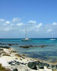 Malmok, Aruba. See all the beaches in the area.