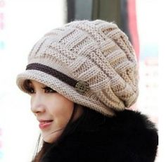 Cute Christmas Outfit Ideas - Snowboarding Beanie - Click Pic for 22 Womens Winter Fashion Trends