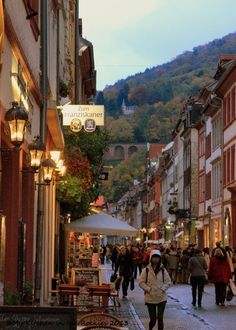 Baden Baden, Germany = My grandmother's family came from Baden Baden and I would love to visit! Me too!