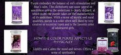 Purple www.jewelryincandles.com/store/sexsonsjic