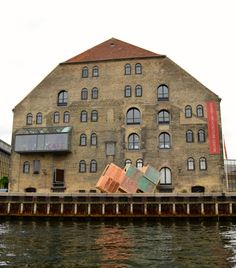 Danish Architecture Centre in Copenhagen, Denmark