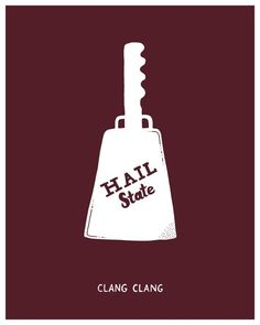 #HailState Clang Clang!