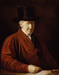 Self-Portrait by Benjamin West / American Art