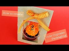 How to Create Cute Cupcake Packaging