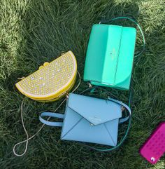 #dresscolorfully summer bags fit for any music festival