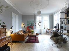 Schau Dir dieses großartige Inserat bei Airbnb an: Spacious family friendly flat in Frederiksberg