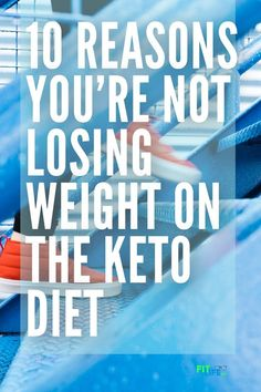 If you started the Keto diet for weight loss but aren't shedding pounds, don't quit yet, you just need a few ketogenic diet tips based on these 10 common reasons you might not be seeing the Keto diet weight loss you wanted. See what it takes to get into k Ketogenic Diet Weight Loss, Ketogenic Diet Food List, Ketogenic Diet For Beginners, Keto Diet Plan, Diet Meal Plans, Keto Meal, Keto Foods, Meal Prep, Menu Dieta
