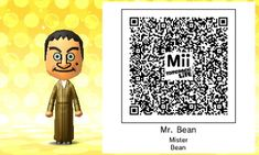 QR codes to scan of Jeff's Mii islanders in Tomodachi Life for Nintendo They are residents of jvgsjeff's Wolf Bobs Island. Wii Characters, Ds Xl, Animal Crossing 3ds, Life Code, Qr Codes, Blog Entry, Online Games, Nintendo 3ds, Camper