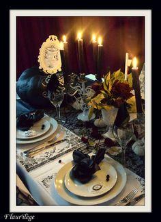 Table Shabby Gothique (JOUR J)