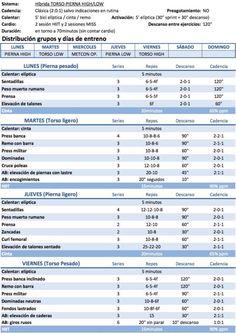 Recopilación de rutinas: torso-pierna típica (II) - http://paraentretener.com/recopilacion-de-rutinas-torso-pierna-tipica-ii/