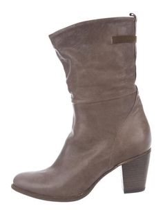 Rachel Comey Semi Pointed-Toe Leather Booties popular cheap price rfdsyIr