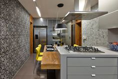 #cozinha #kitchen #homedecor #apartamentodecorado #decoração #ladrilho #tiles