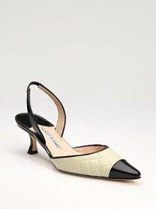 61313e30f52 We re loving the new slingback kitten heel Fly Shoes
