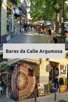 Uma rua de Madrid para agradar a todos os gostos!