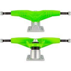 155mm Gullwing Pro III Green Skateboard Truck