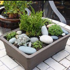... and Summer – Unique ideas for decorating garden, patio & balcony - kavicsok