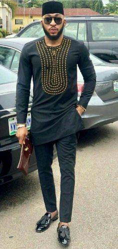 Simple Stylish Dashiki menMen/'s ClothingAfrican Traditional wearsDashiki outfitAfrican Clothing