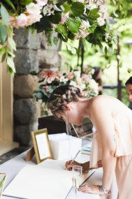 Elegant + Intimate Stanley Park Wedding - Style Me Pretty