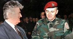 Dragan Raznatovic Arkan i Radovan Karadzic