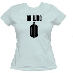 NerdGirlTees Dr Who Anvil Ringspun Ladies T Shirt Time Lord the Doctor... ($21) ❤ liked on Polyvore featuring plus size fashion, plus size clothing, plus size tops, plus size t-shirts, aqua, t-shirts, tops, women's clothing, blue t shirt и long sleeve tee