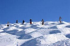 Everyone can learn how to ski Moguls