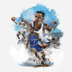 Penny Hardaway by Chris Dibenedetto #heysport #illustration #basketball #penny