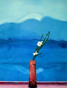 by David Hockney                                                                                                                                                      More