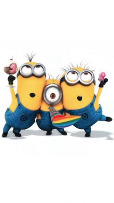 3 Best Minion - The iPhone Wallpapers