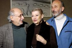 peter paul and mary | ... Peter, Paul and Mary, with her singing cohorts Peter Yarrow (l.) and
