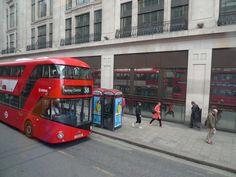 New London bus on route 38  yfrog Photo : http://yfrog.com/odem0rmj Shared by metrolondon