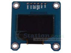 ICSC002A OLED Display